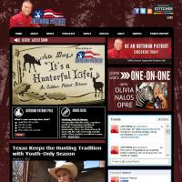 Non-profit Drupal Website: outdoorpatriot.com